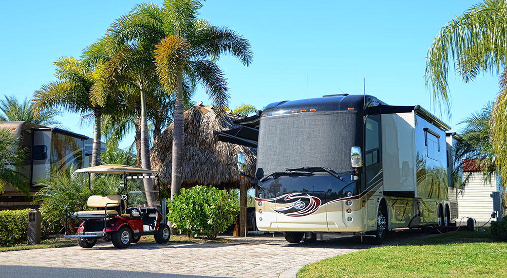 Come preview ownership at Silver Palms RV Resort