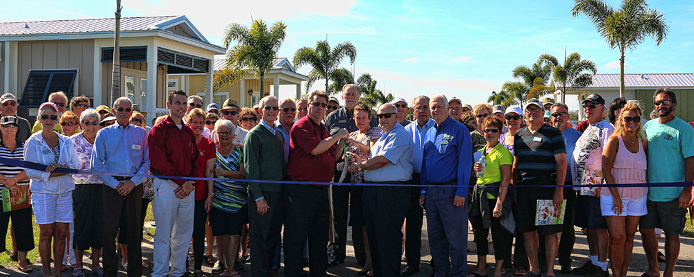 Grand Opening Event – Phase II Ribbon-Cutting