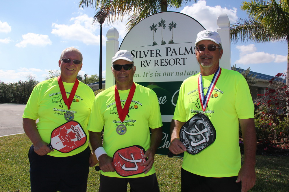 Silver Palms Gamma Pickleball Classic at Silver Palms RV Resort