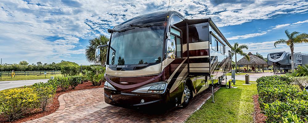 Silver Palms RV Resort in Florida