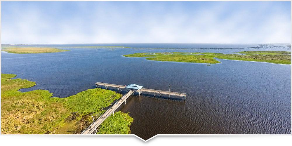 Come visit Lake Okeechobee Lake