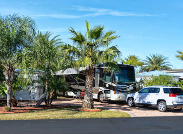 Luxury RV Sites