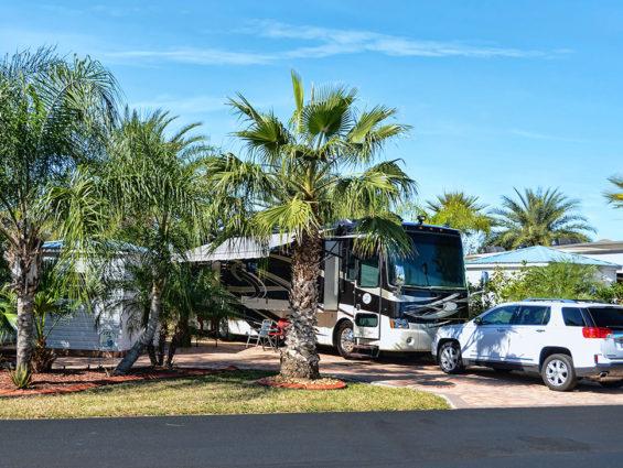 Luxury RV Sites