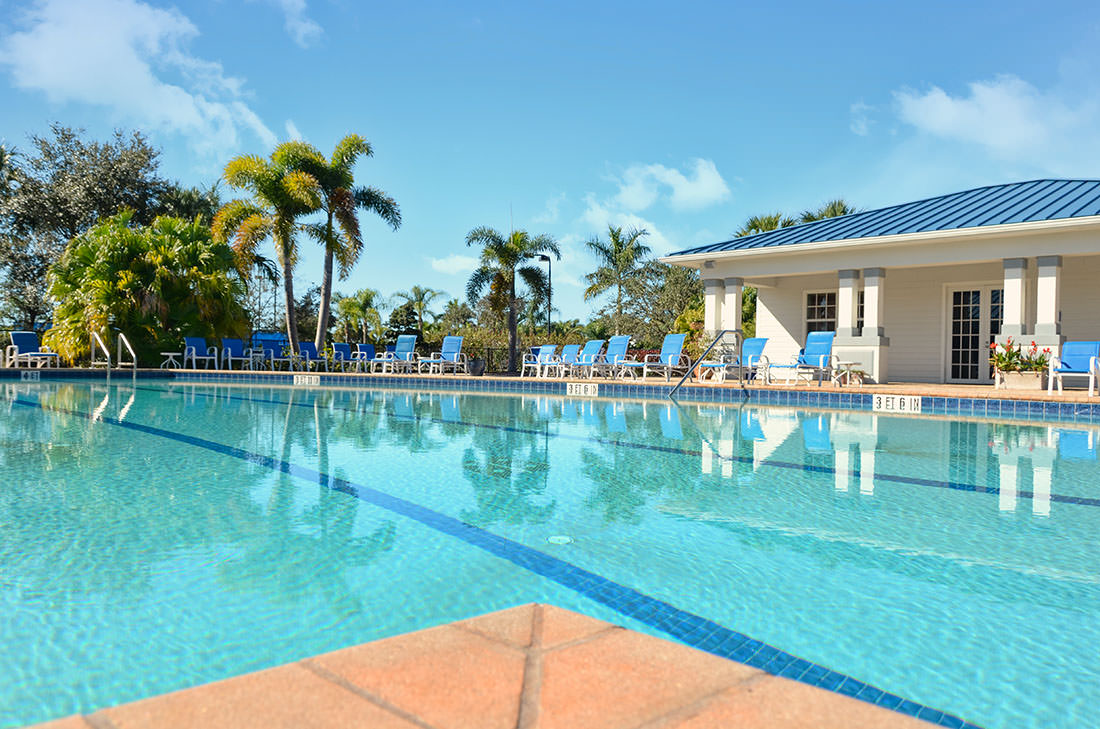 Top resort amenities in Florida