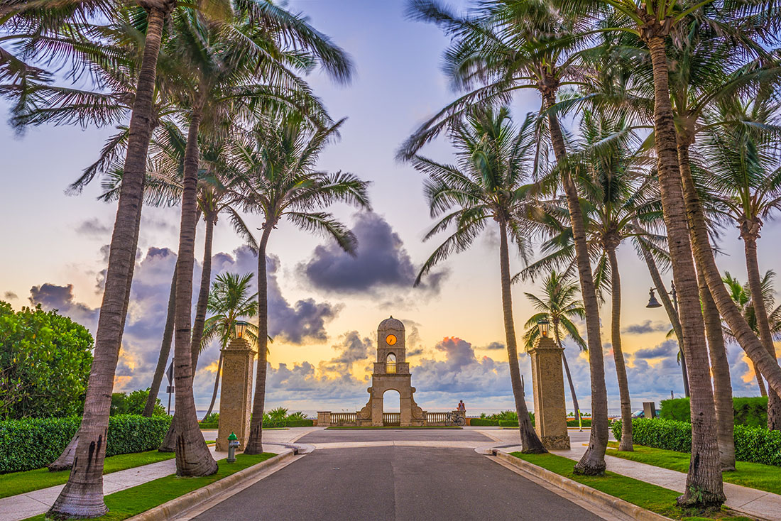 Visit West Palm Beach when you stay with us