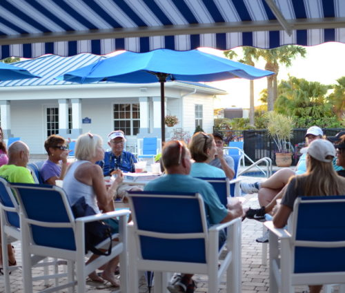 Come Enjoy Our Poolside Bar And Cafe Daily