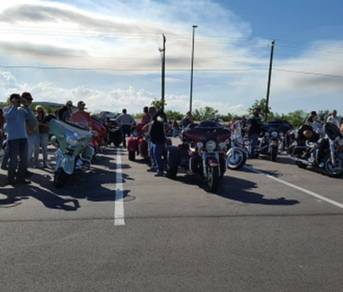 Big Lake Mission Toy Run