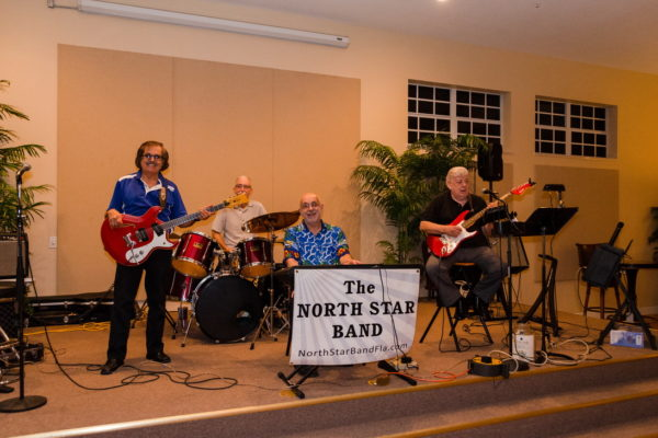 Saturday Dinner And Dance Party, Featuring The North Star Band