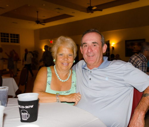 Owners Paul Rollin And Louise Boily