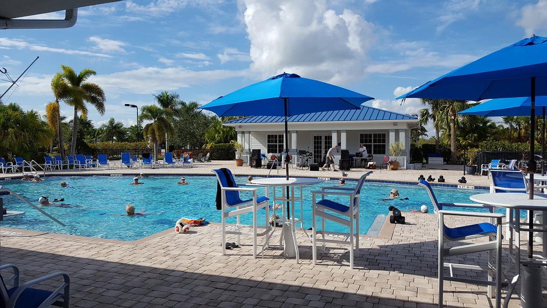 Silver Palms RV Resort | Florida's Best Luxury RV Resort in Florida