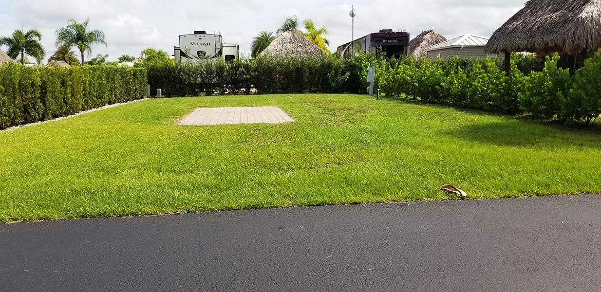 Silver Palms RV Resort Lot 68
