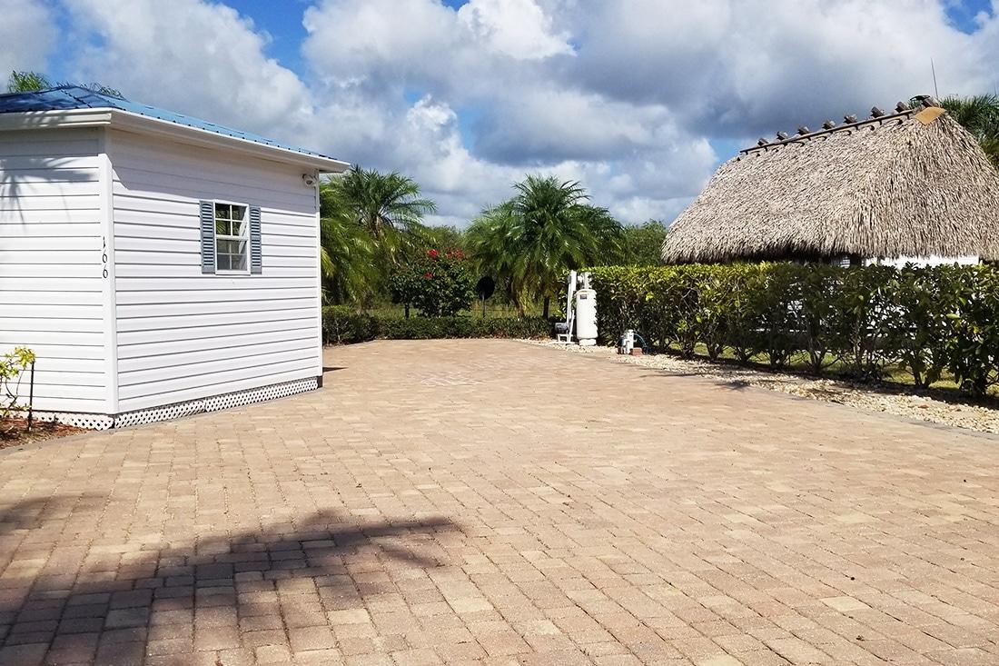 Silver Palms RV Resort Lot 166
