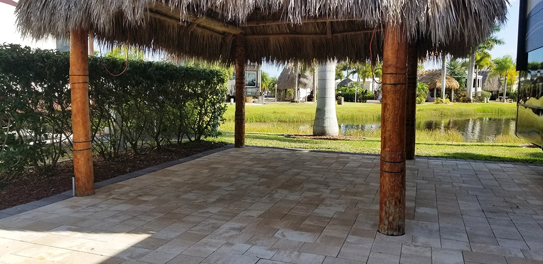 Silver Palms RV Resort Lot 40
